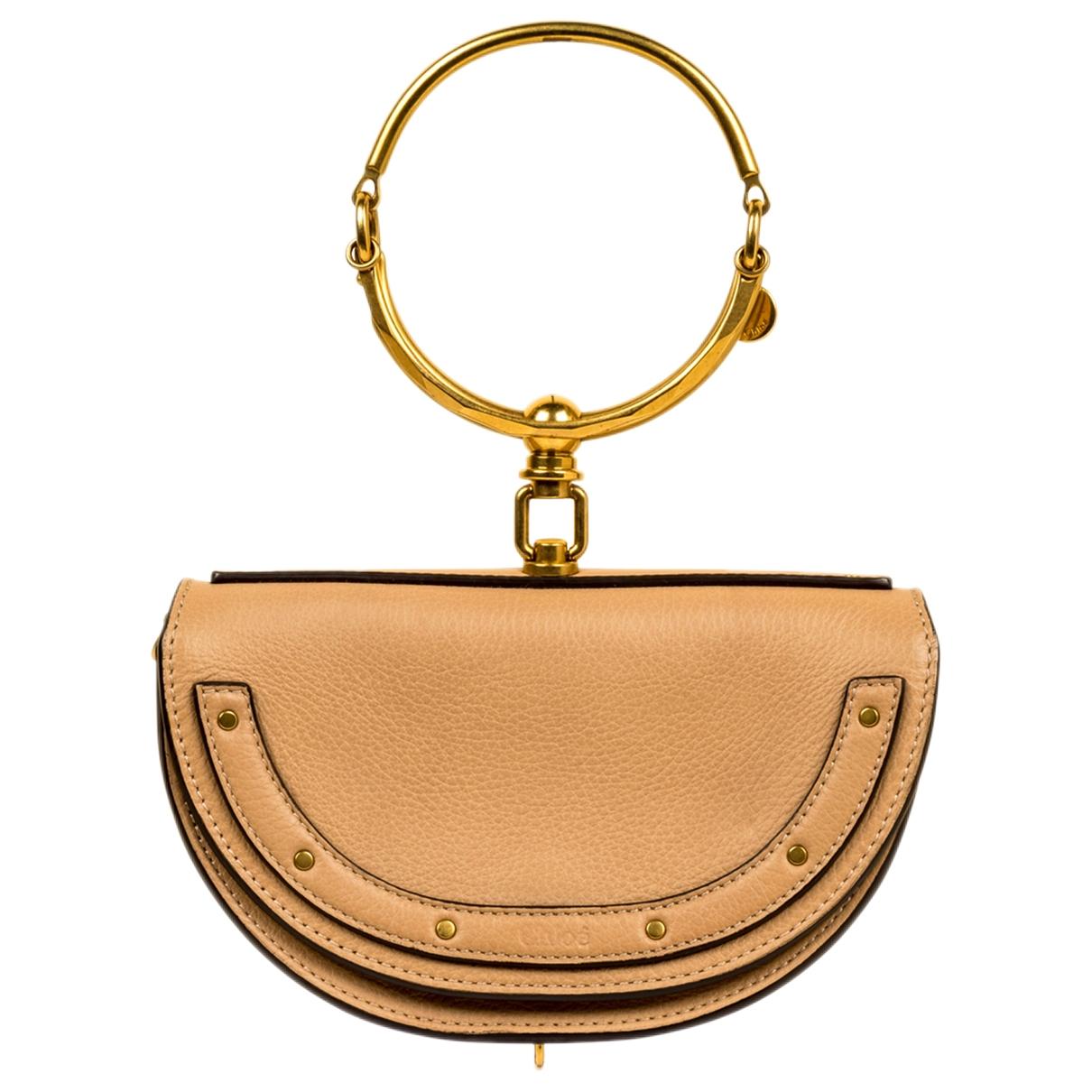 Bolso  Bracelet Nile de Cuero Chloe
