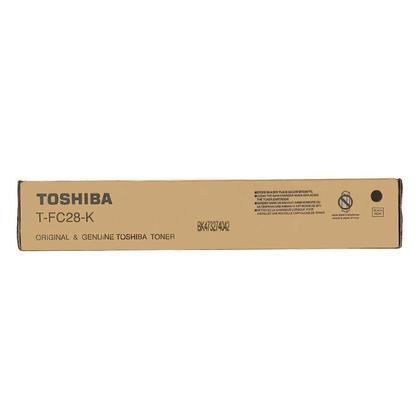 Toshiba T-FC28-K cartouche de toner originale noire