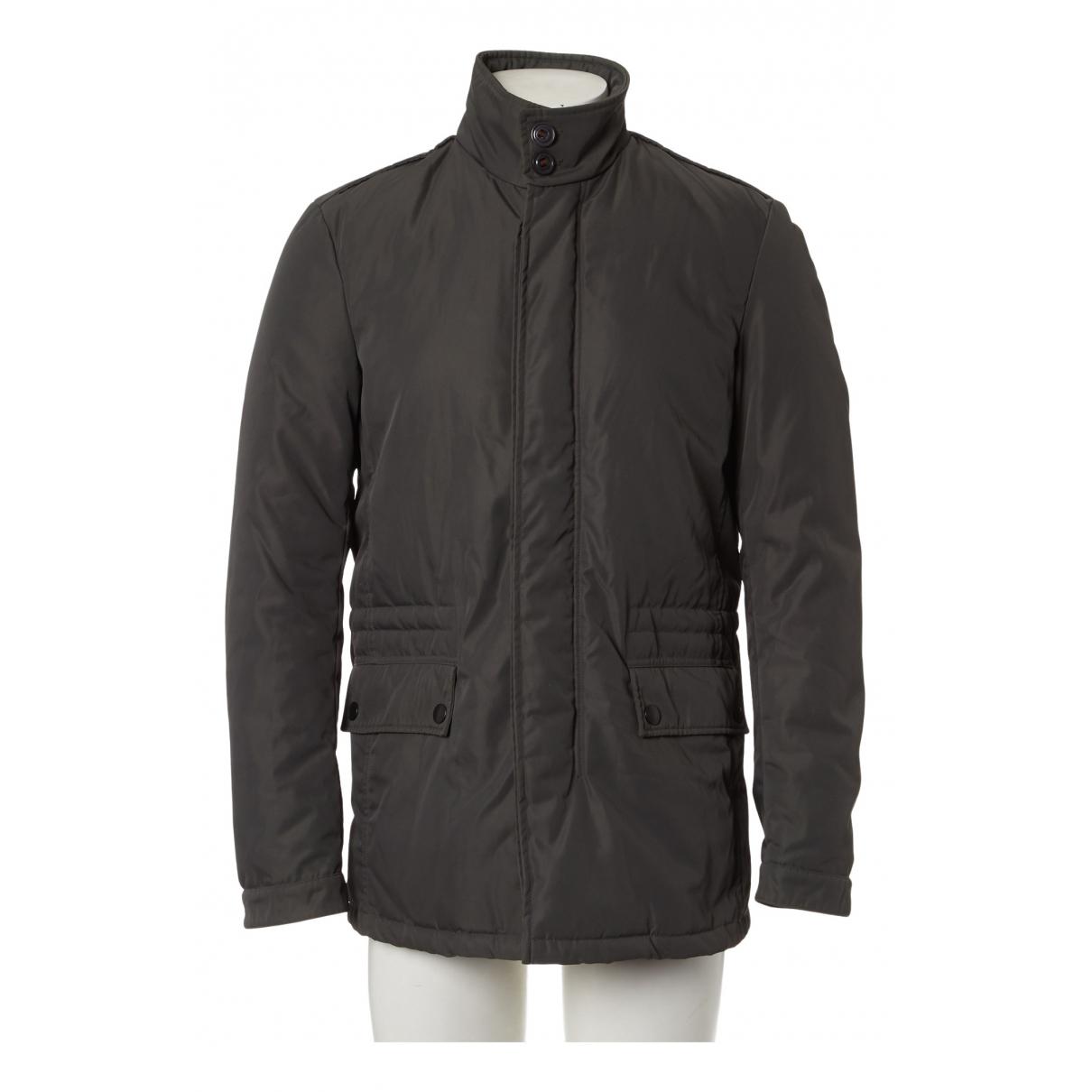 Gucci - Manteau   pour homme - gris