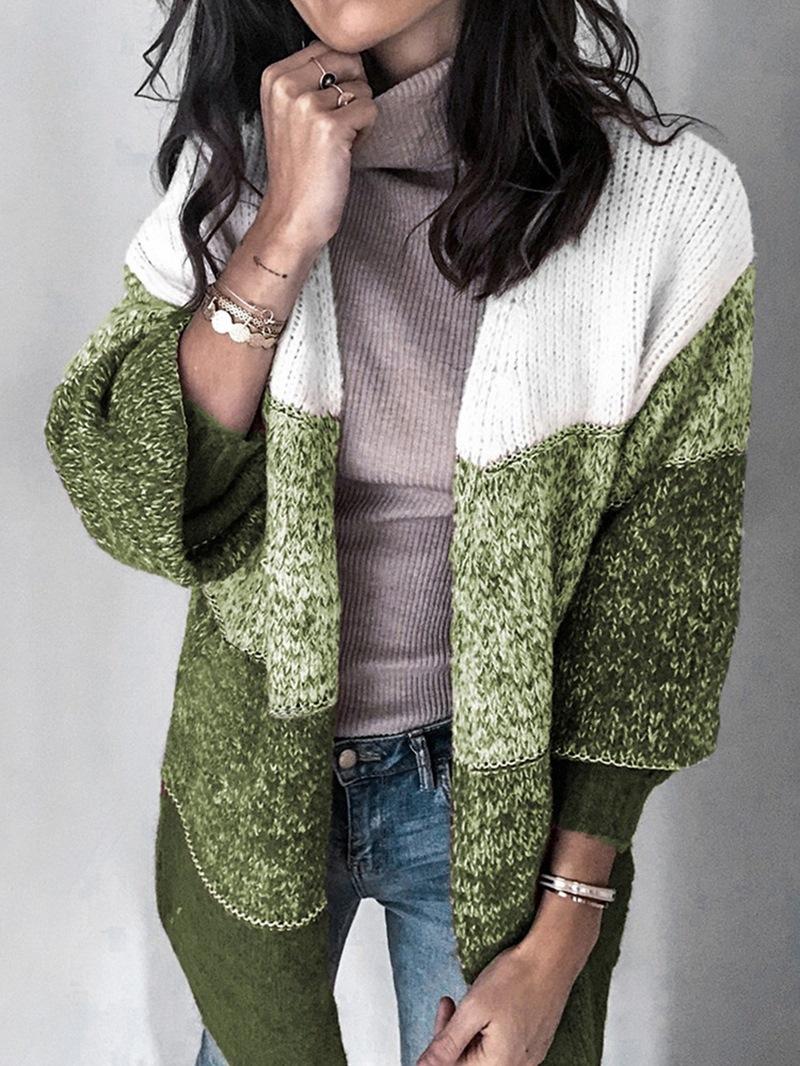 Ericdress Thin Regular Mid-Length Long Sleeve Womens Sweater