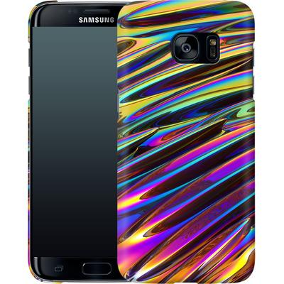 Samsung Galaxy S7 Edge Smartphone Huelle - Twist von Danny Ivan