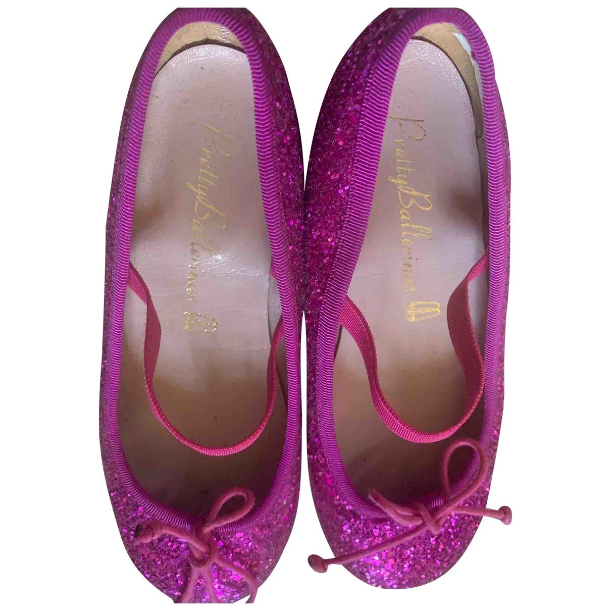 Bailarinas de Lona Pretty Ballerinas