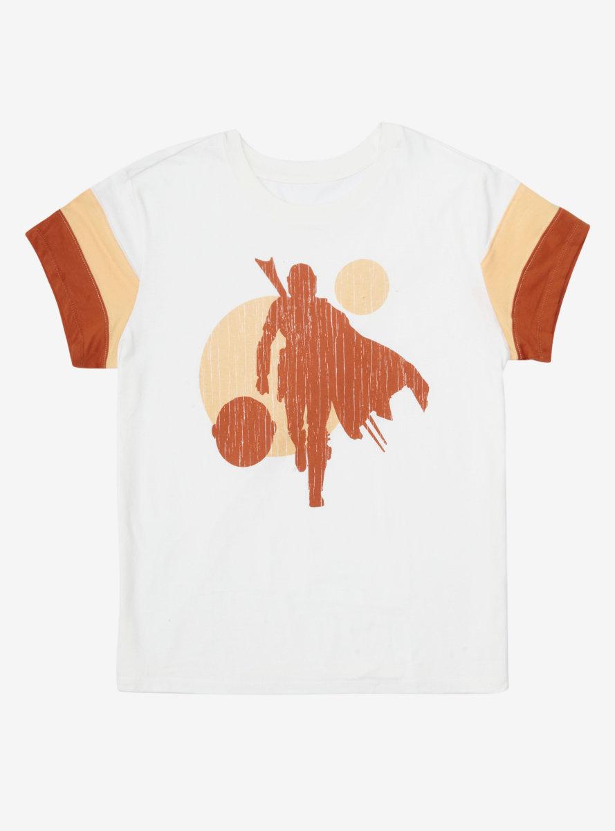 Star Wars The Mandalorian Sunrise T-Shirt - BoxLunch Exclusive