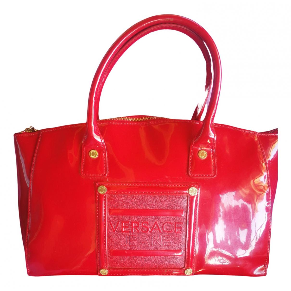 Versace Jeans \N Red handbag for Women \N