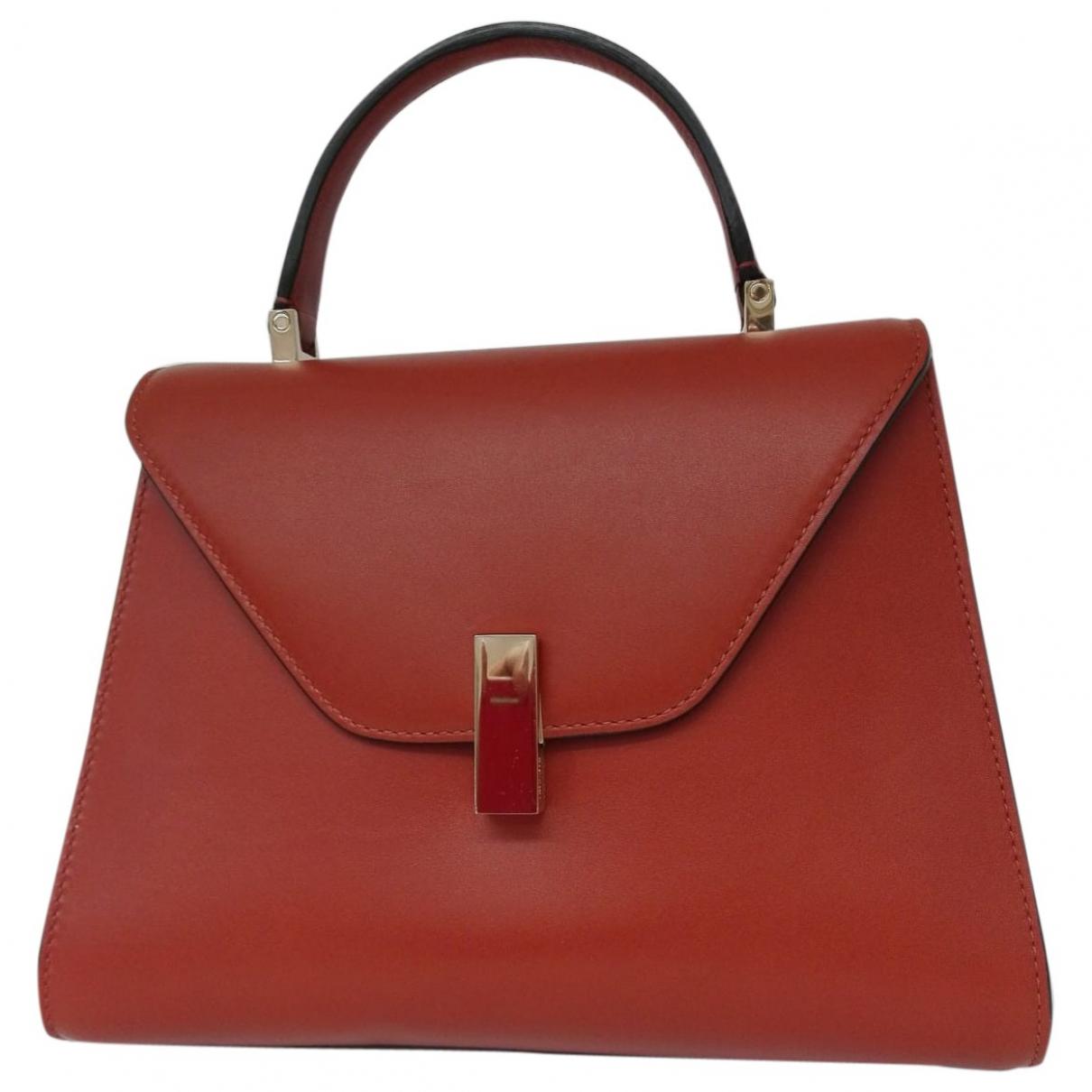 Valextra Iside Leather handbag for Women \N