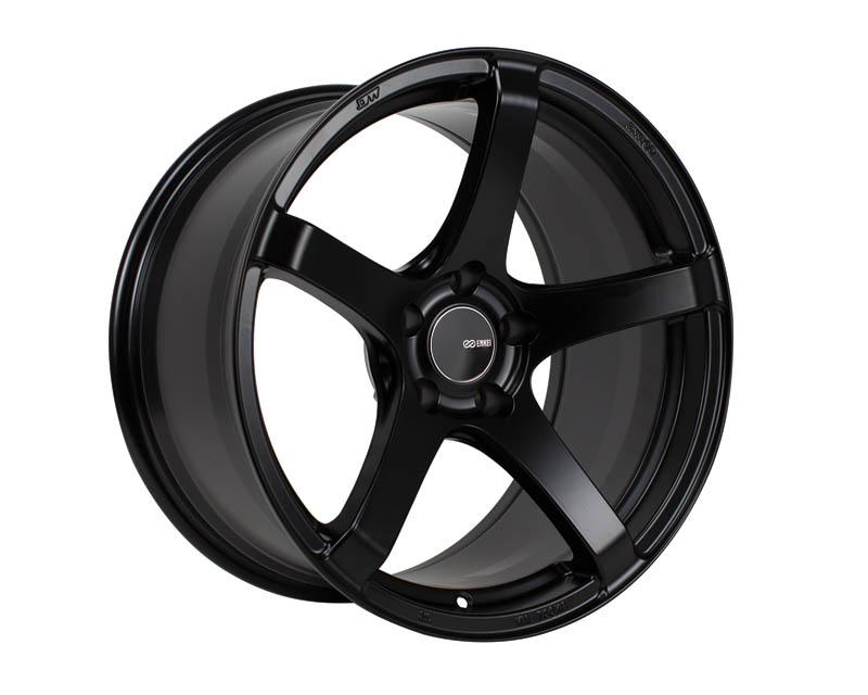 Enkei KOJIN Wheel Tuning Series Black 18x8 5x120 32mm