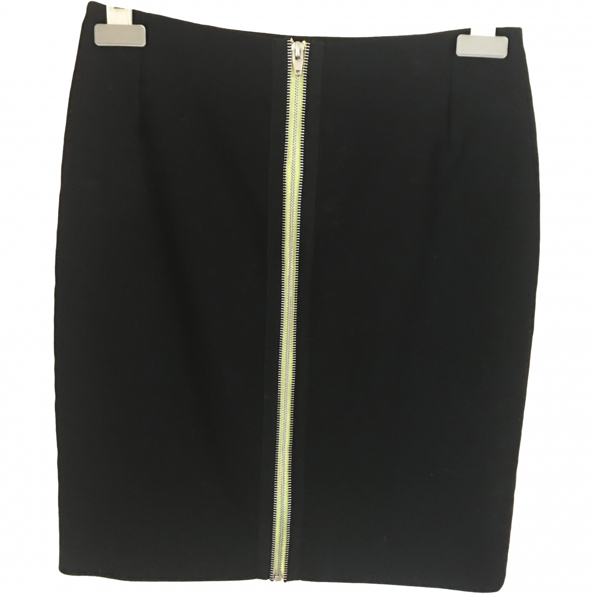 Alexander Wang \N Black Cotton skirt for Women 2 US