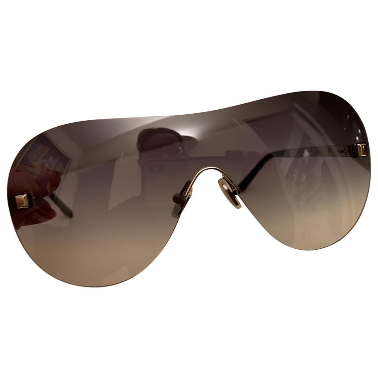 Boucheron \N Grey Sunglasses for Women \N