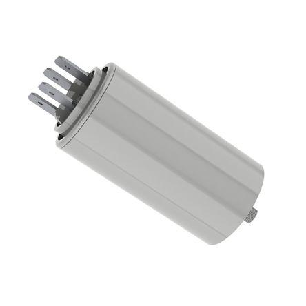 KEMET 12μF Polypropylene Capacitor PP 470V ac ±5% Tolerance Through Hole C27 Series (86)