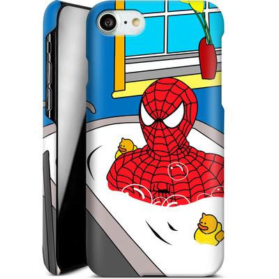 Apple iPhone 7 Smartphone Huelle - Bathing Hero von Mark Ashkenazi