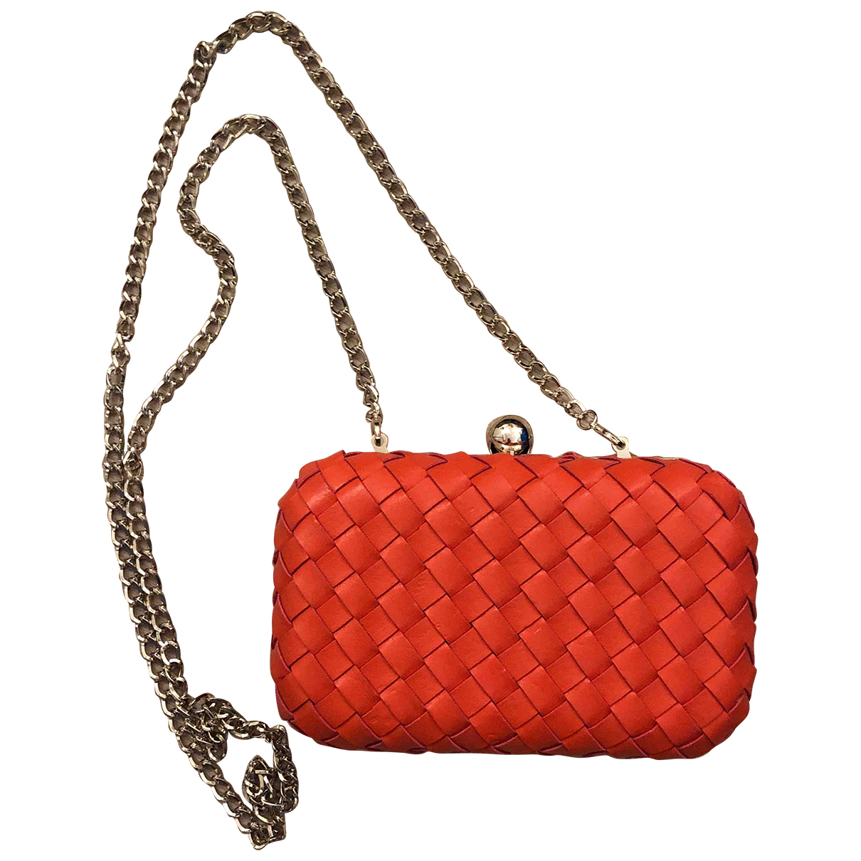 Twin Set N Orange handbag for Women N