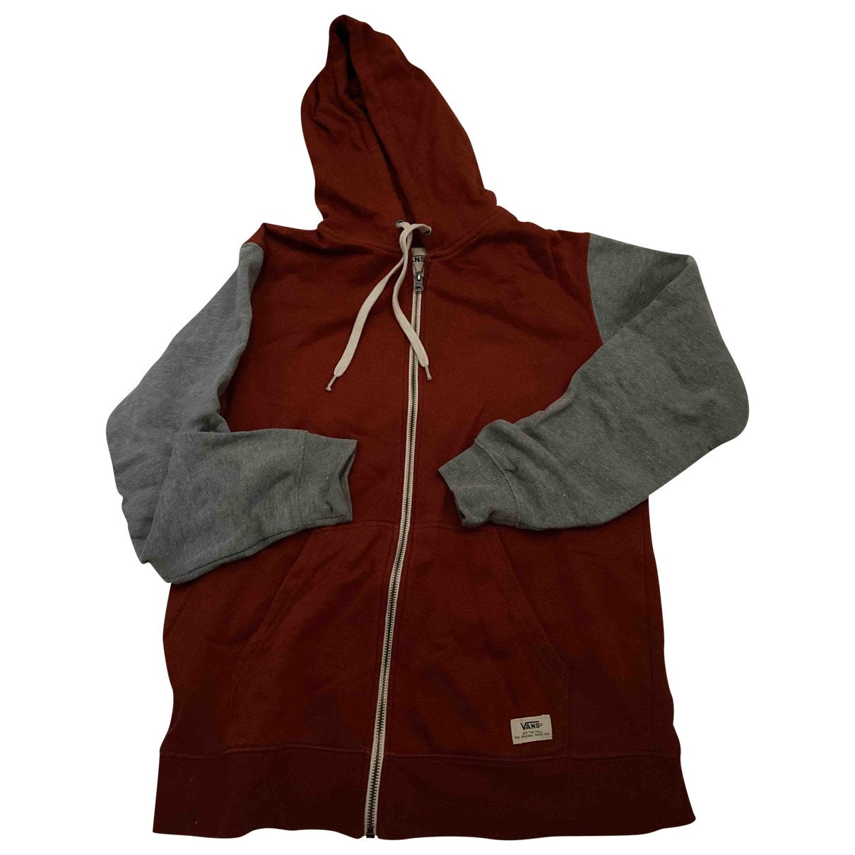 Vans \N Orange Cotton jacket  for Men XS International