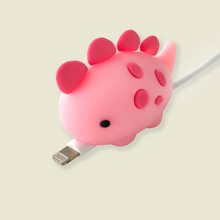 Dinosaur Shaped Data Cable Protector