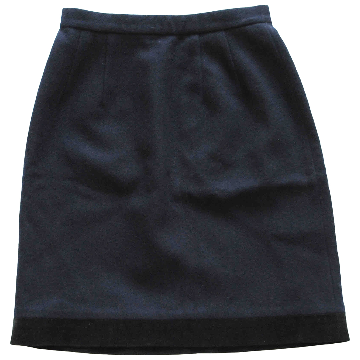 Mini falda de Lana Comme Des Garcons