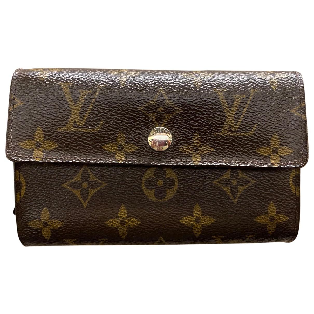 Cartera Alexandra de Lona Louis Vuitton