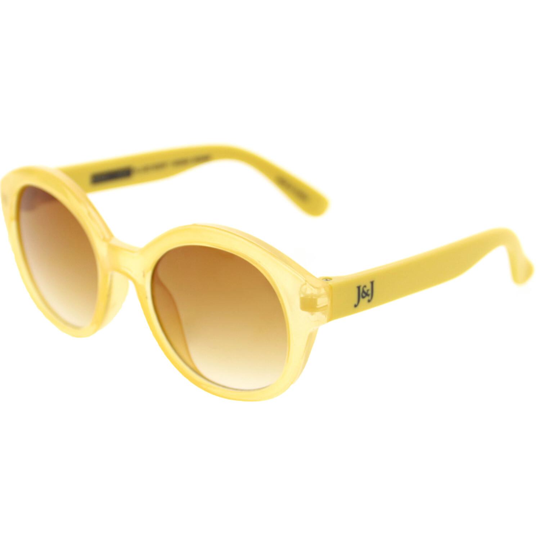 Janie And Jack Gradient Round Sunglasses 4 Up 200384990 Yellow