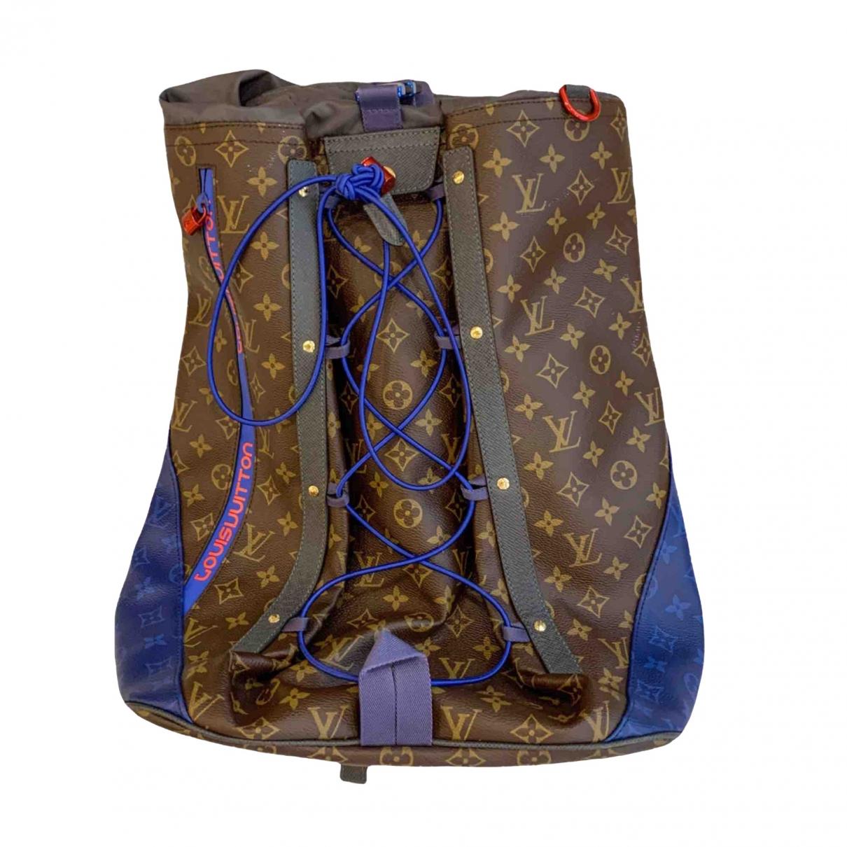 Louis Vuitton - Sac Outdoor pour homme en toile - multicolore