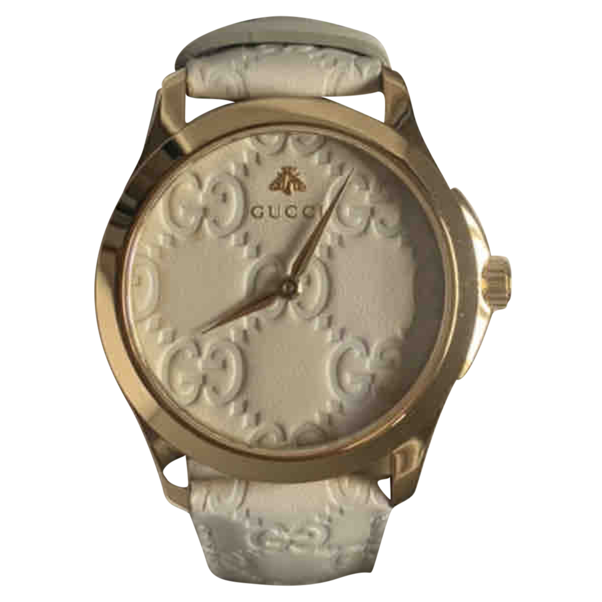 Gucci G-Timeless Uhr in  Gold Stahl
