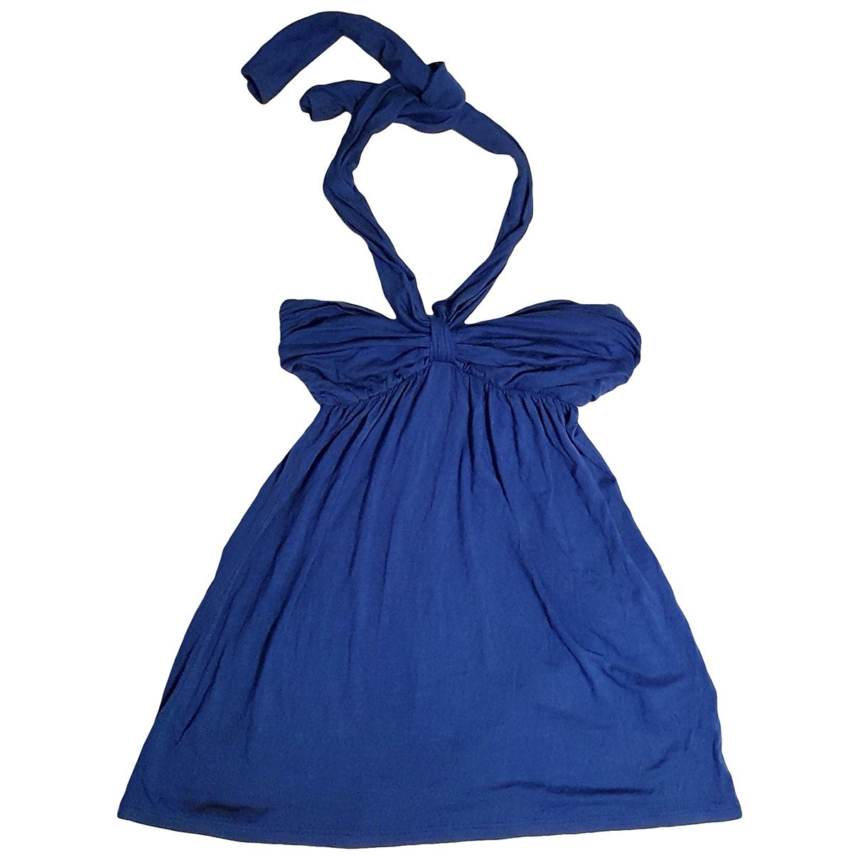 Second Female - Top   pour femme - bleu