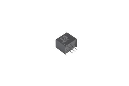 XP Power Through Hole DC-DC Switching Regulator, 6.5V dc Output Voltage, 9 → 72V dc Input Voltage, 500mA Output