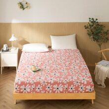 Decke mit Blumen Muster