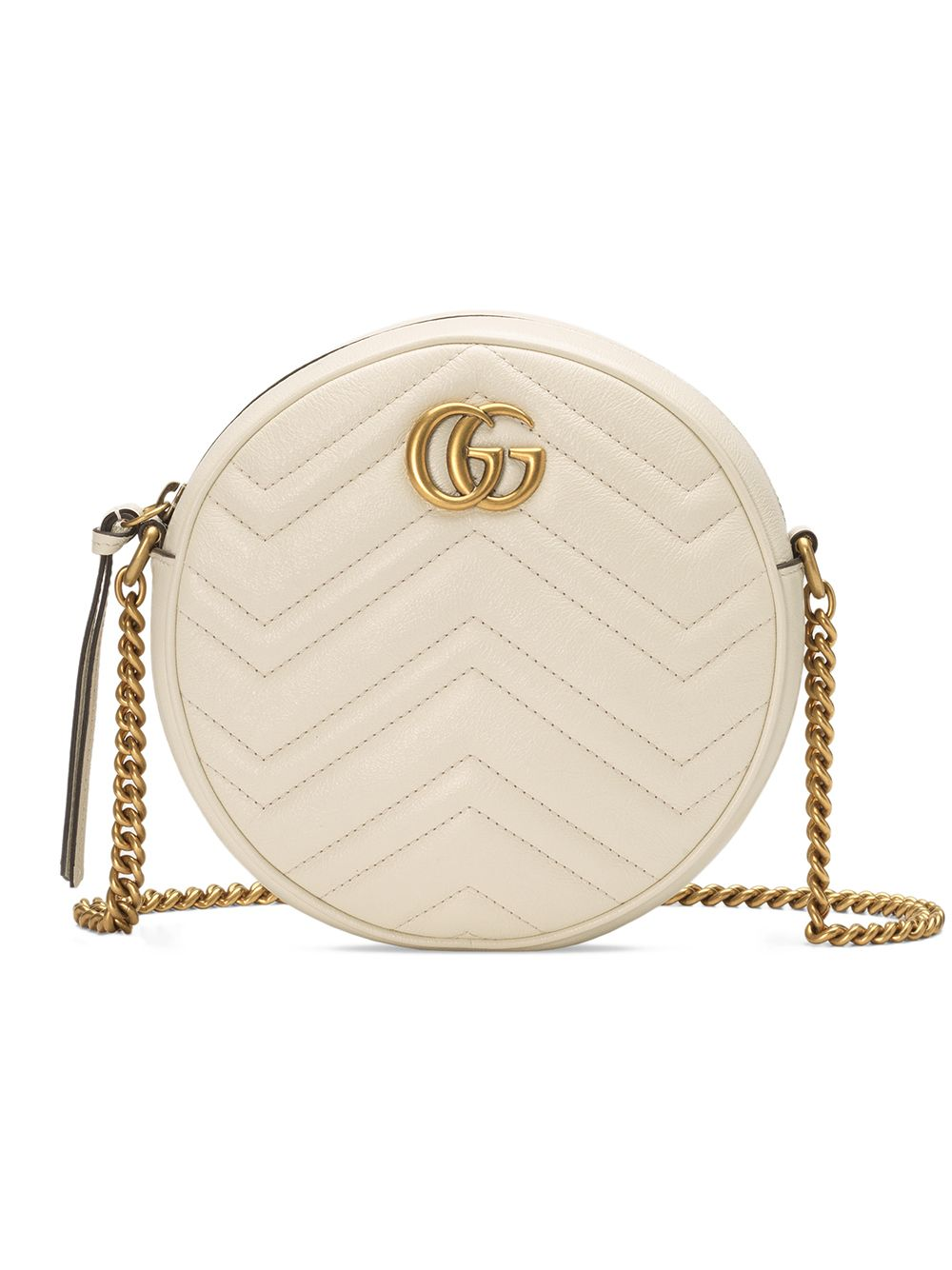Marmont Mini Leather Shoulder Bag