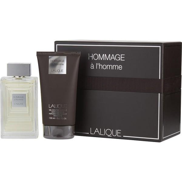 Hommage A Lhomme - Lalique Eau de toilette en espray 100 ML