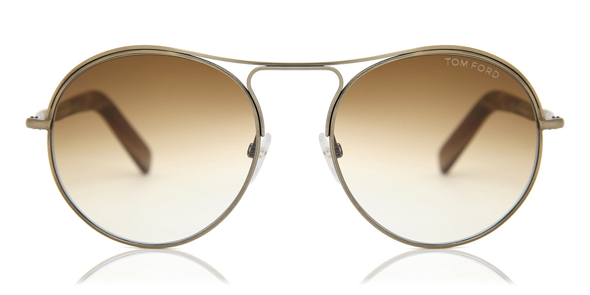 Tom Ford FT0449 JESSIE 33F Men's Sunglasses  Size 54