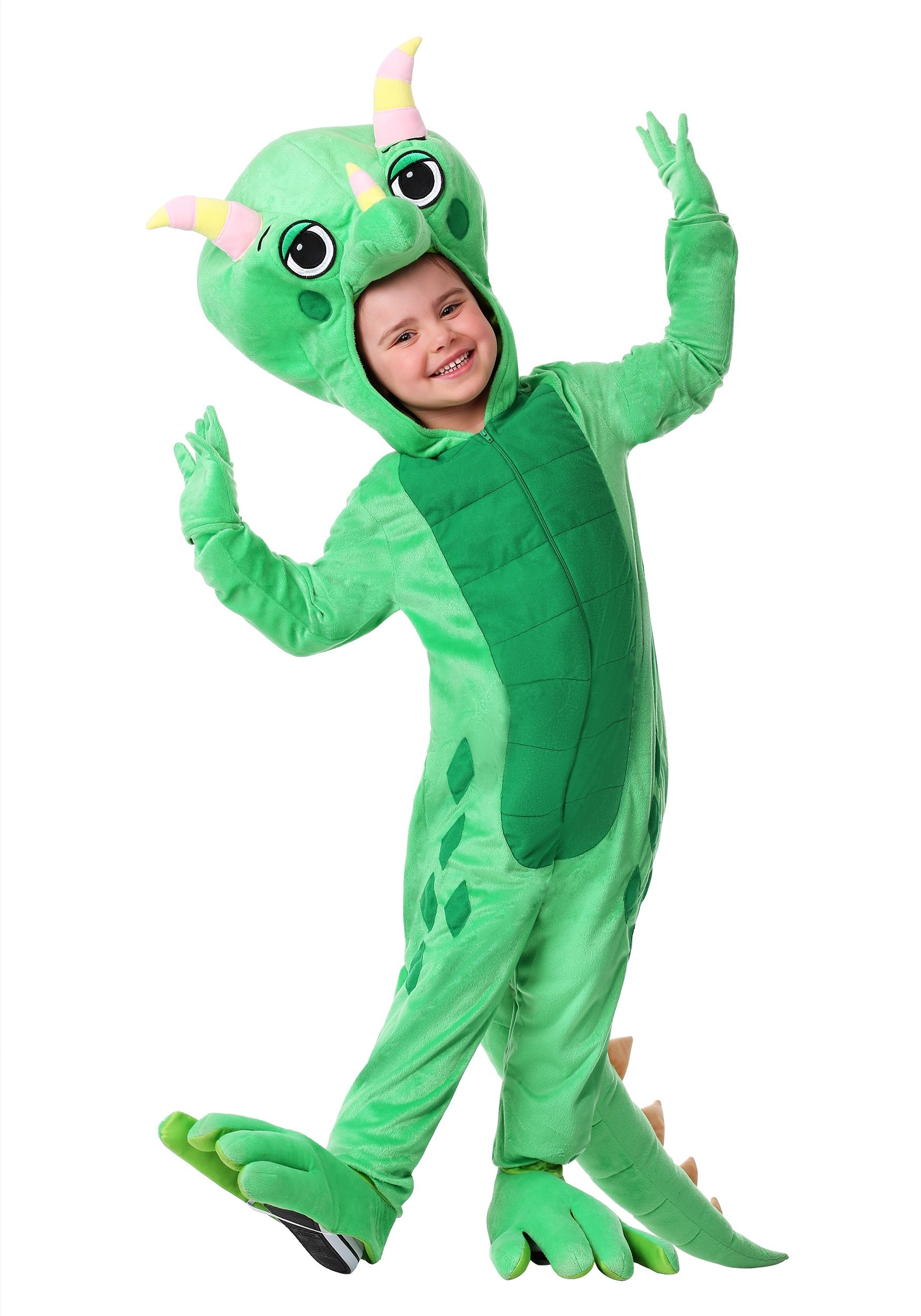 Children's Magic School Bus Liz Costume | Lizard Costume
