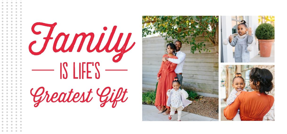 Family + Friends 15 oz. Mug, Gift -Loving Family