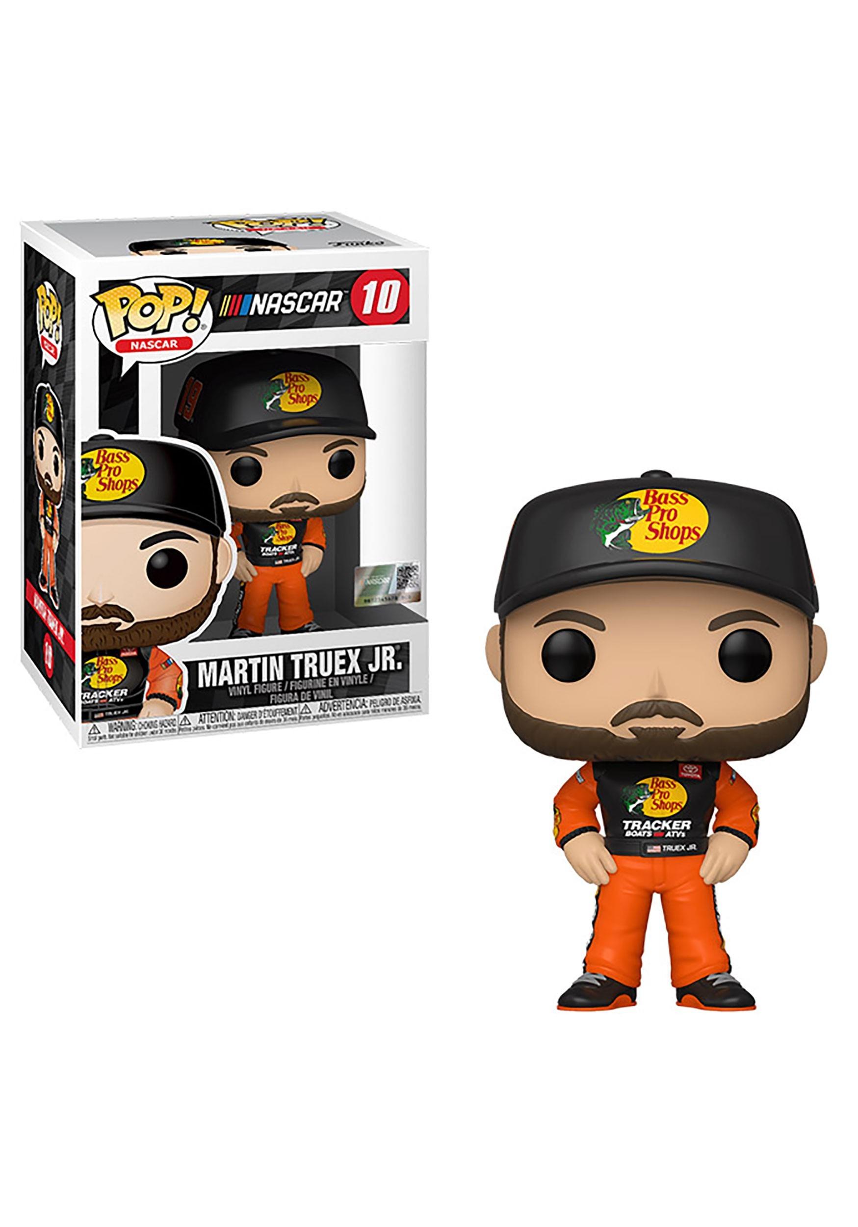 Funko Pop! NASCAR: Martin Truex Jr.