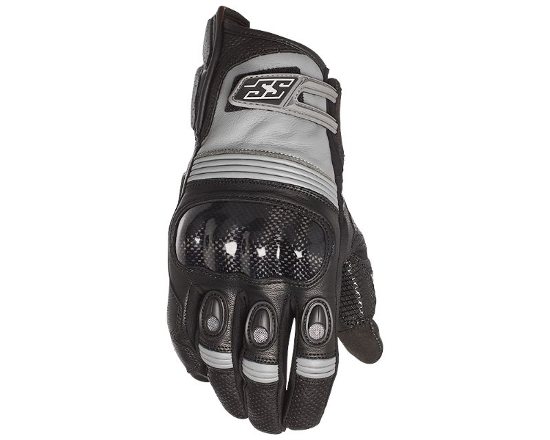 Speed and Strength 885205 Exile Leather Gloves Black MD