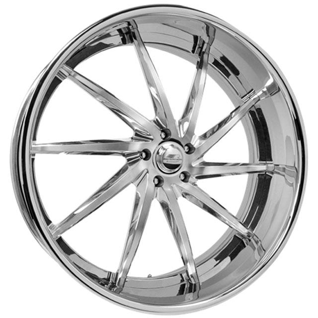Billet Specialties DT86264Custom BLVD 86 Wheels 26x14