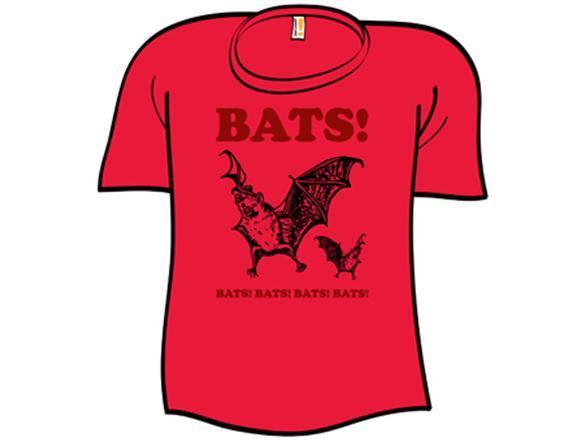 Bats! T Shirt