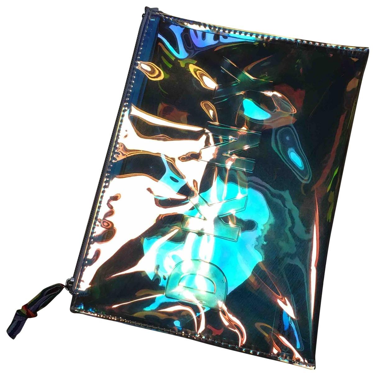 Dkny \N Metallic Clutch bag for Women \N