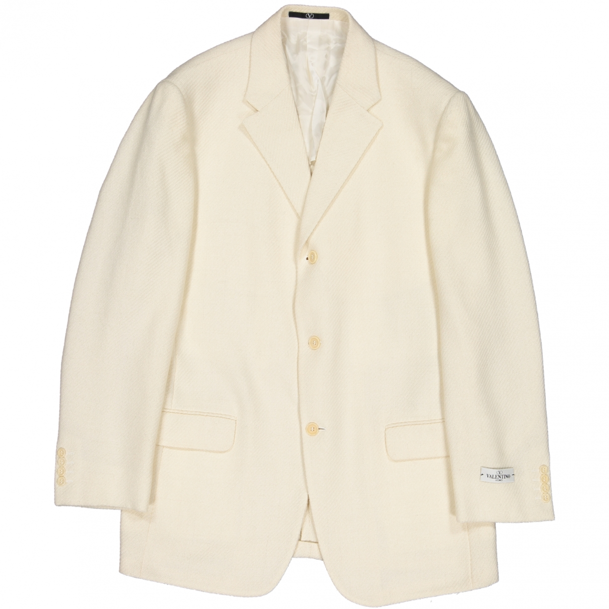 Valentino Garavani - Vestes.Blousons   pour homme en laine - beige