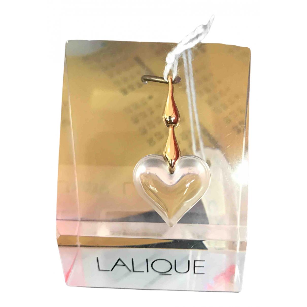 Colgante de Cristal Lalique