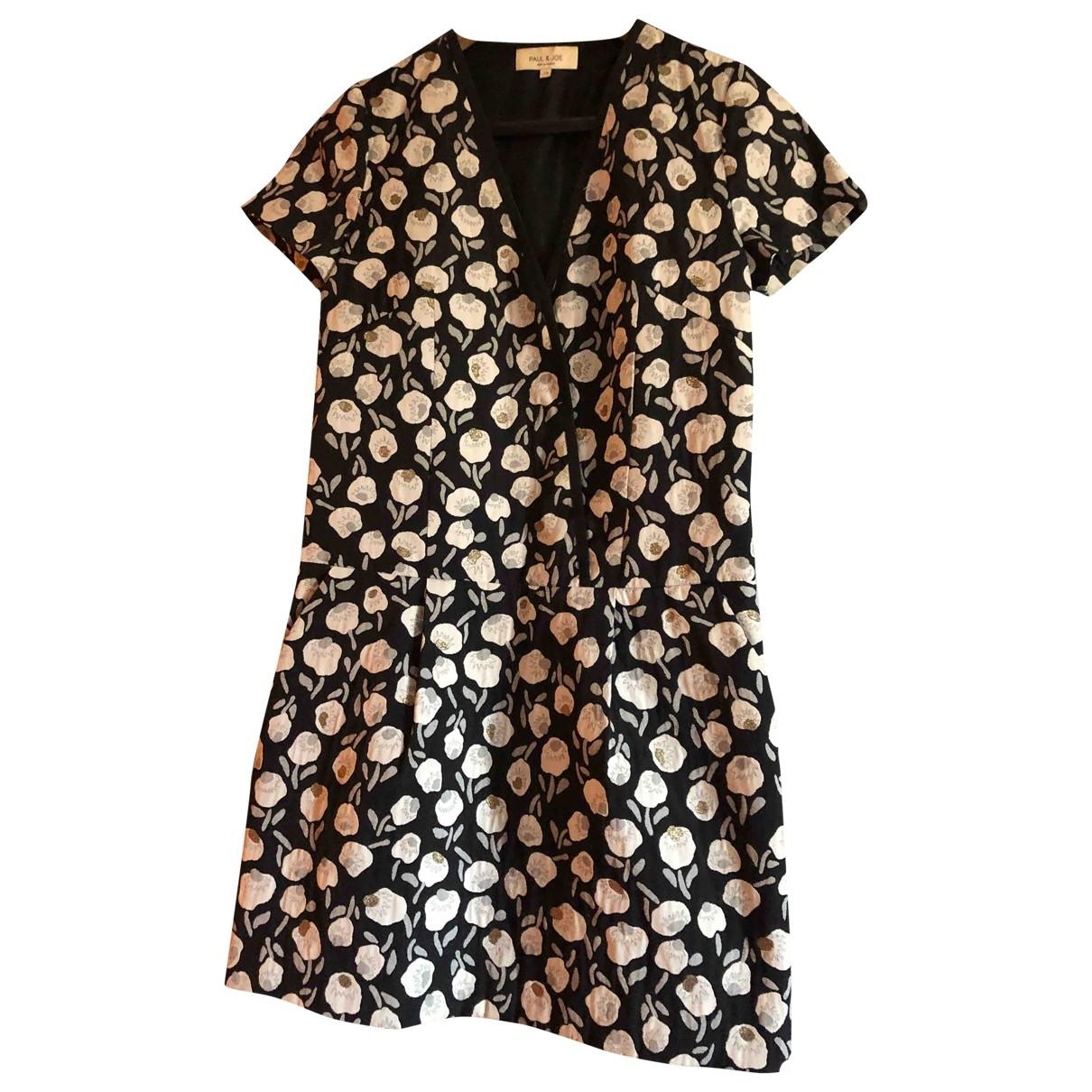 Paul & Joe \N Kleid in  Schwarz Polyester