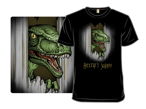 Here's Johnny! T Shirt