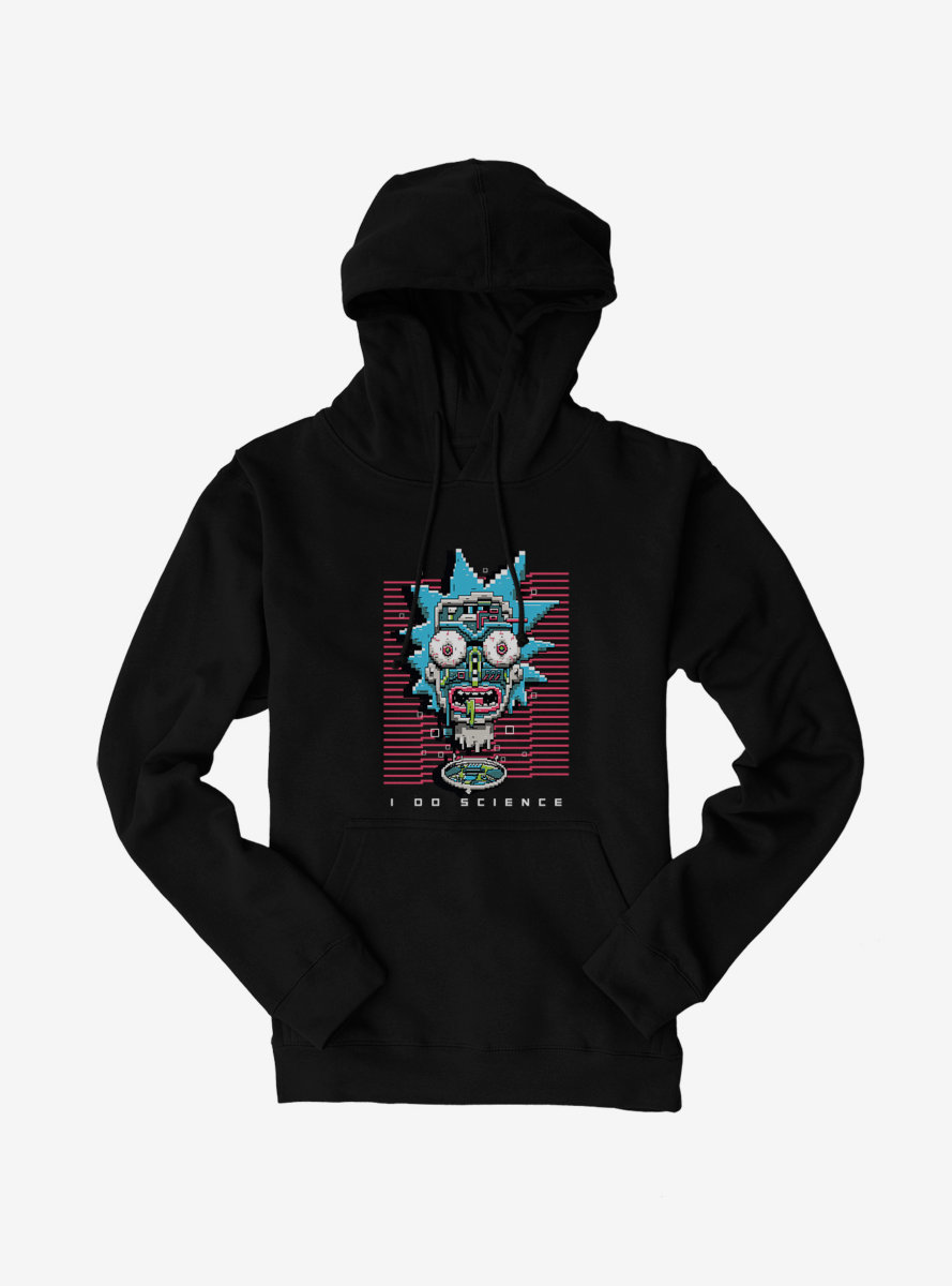 Rick And Morty I Do Science Hoodie