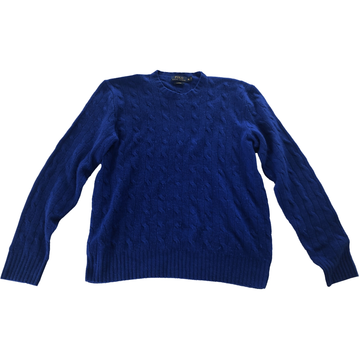 Polo Ralph Lauren \N Blue Cashmere Knitwear & Sweatshirts for Men XL International