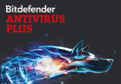 Bitdefender Antivirus Plus 2020 International Key (1 Year / 3 PCs)