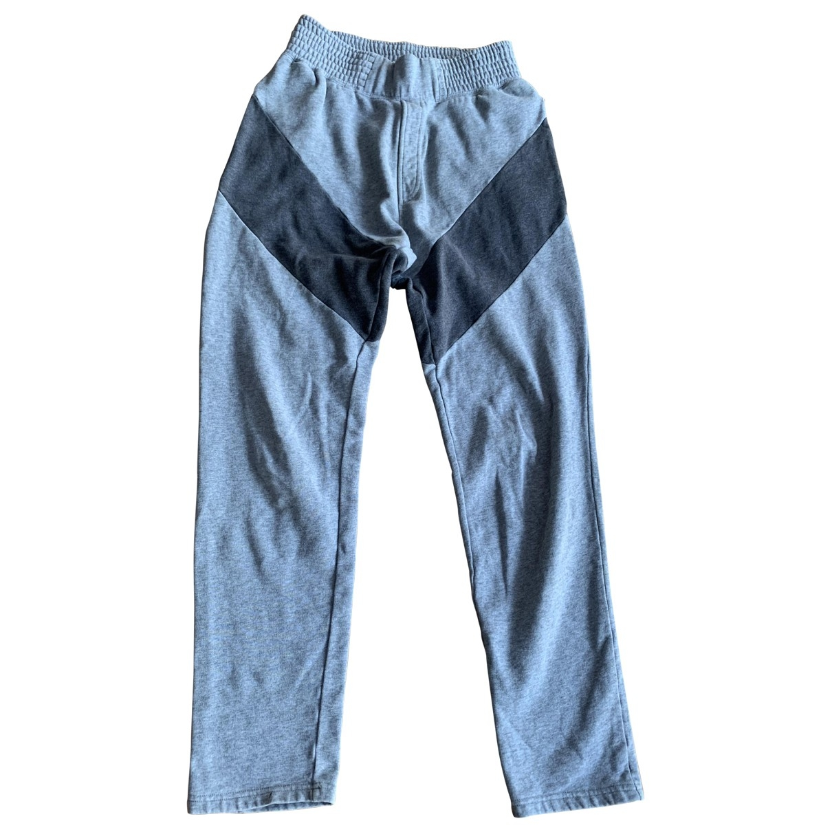 Givenchy \N Grey Cotton Trousers for Men XS International