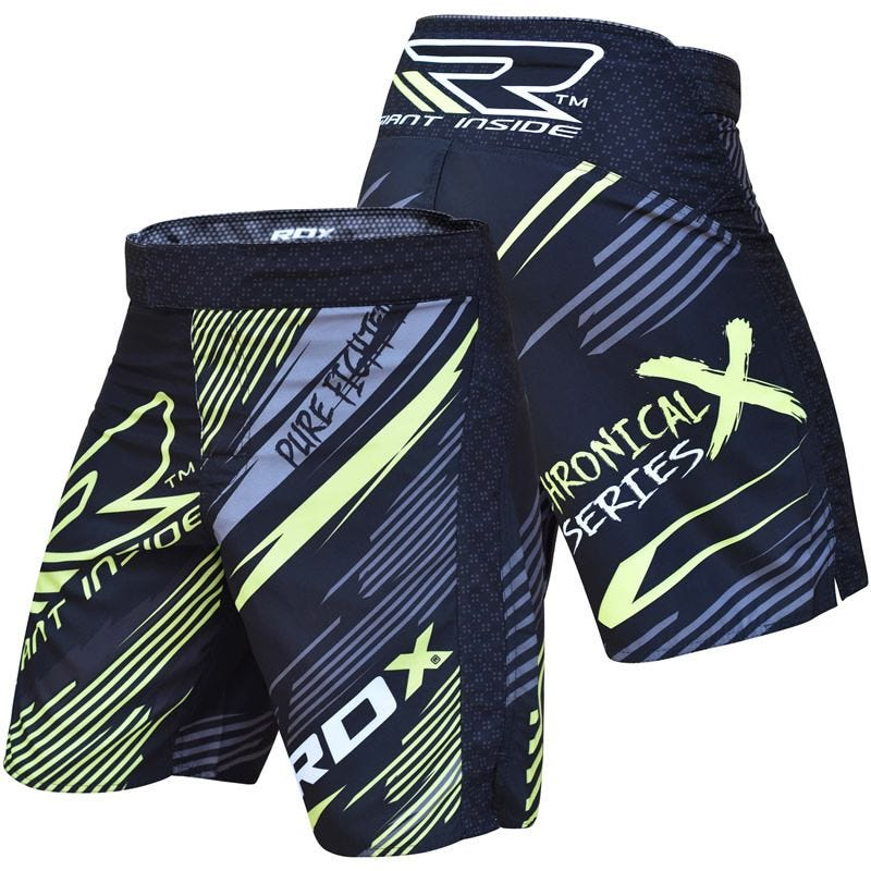 RDX R5 Chronical Series MMA Training Shorts Polyester Large