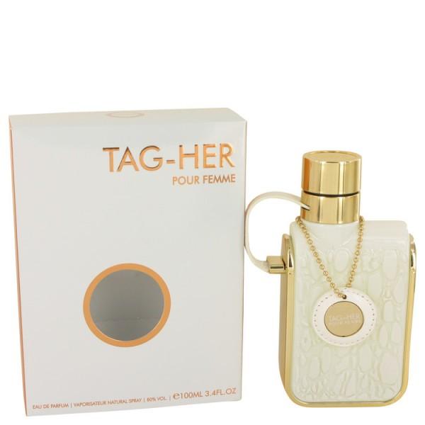 Tag Her - Armaf Eau de parfum 100 ML