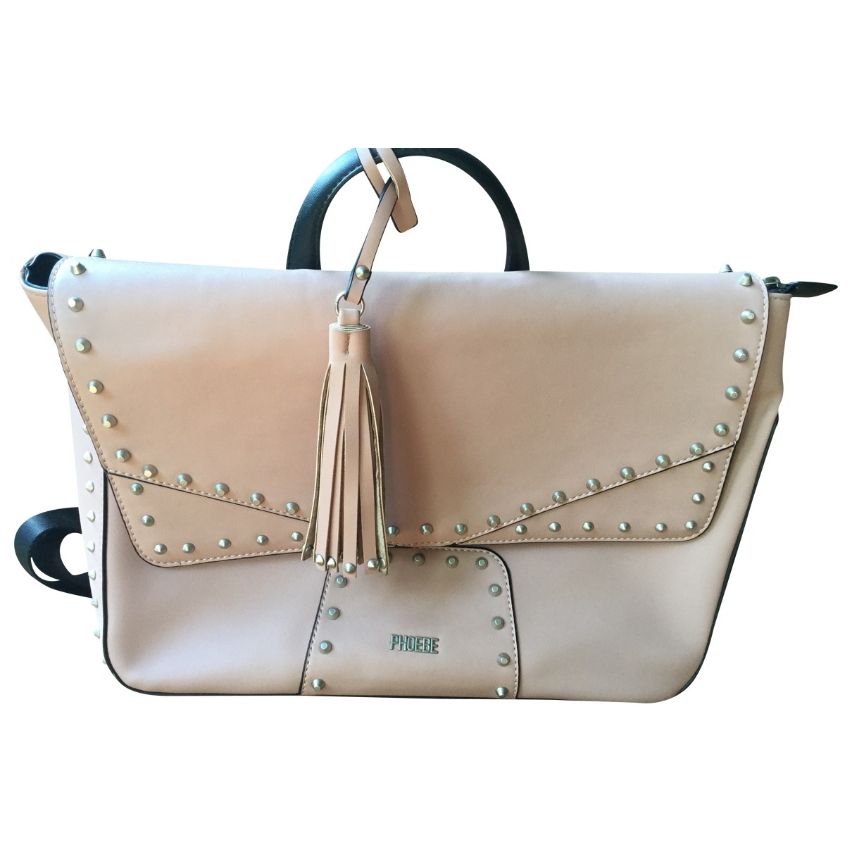 Phoebe English \N Leather backpack for Women \N