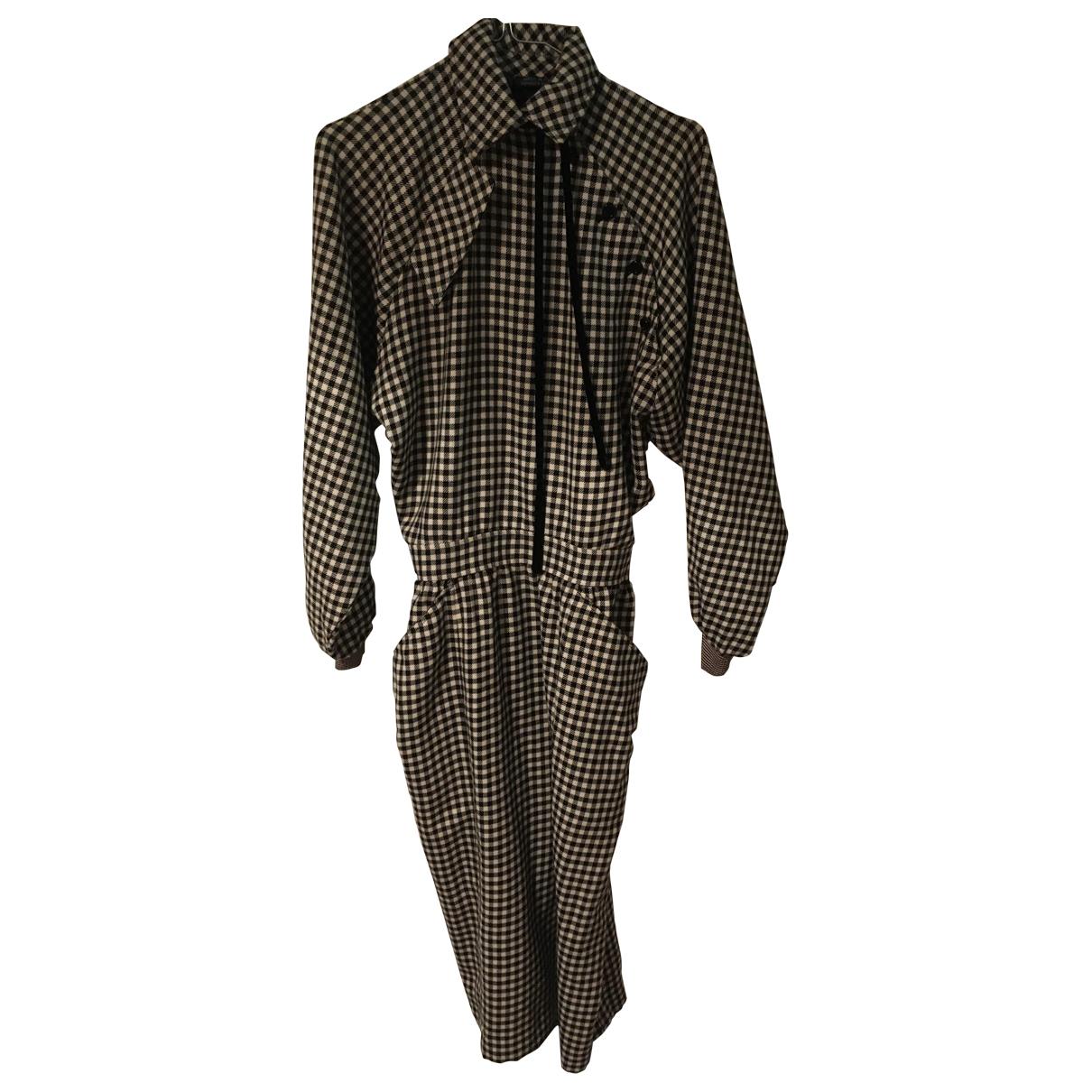 Emanuel Ungaro - Robe   pour femme en laine