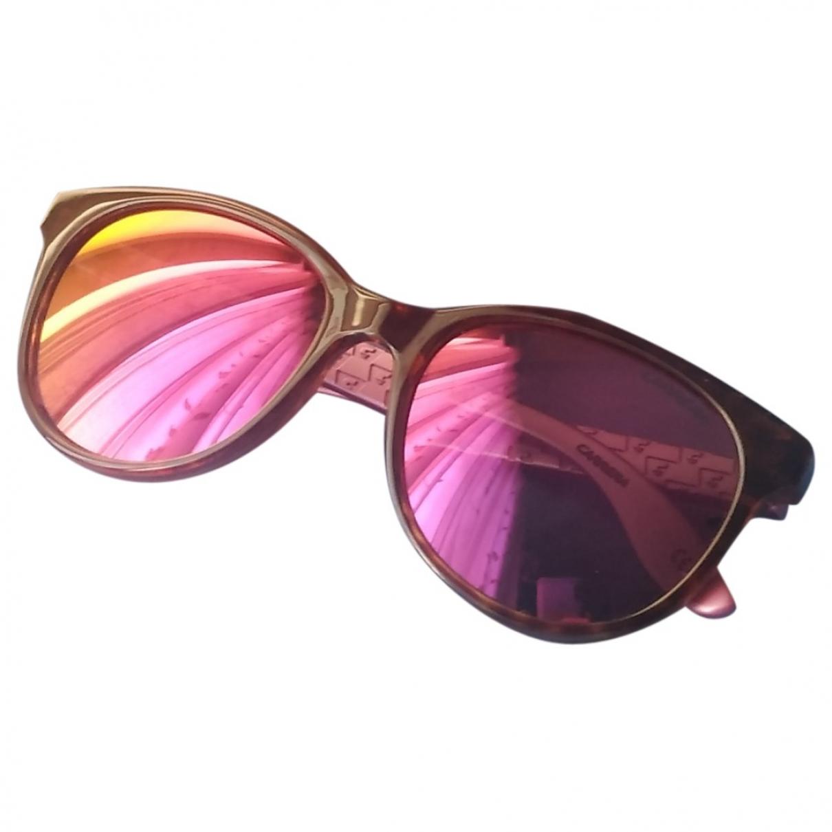 Carrera \N Sonnenbrillen in  Lila Kunststoff