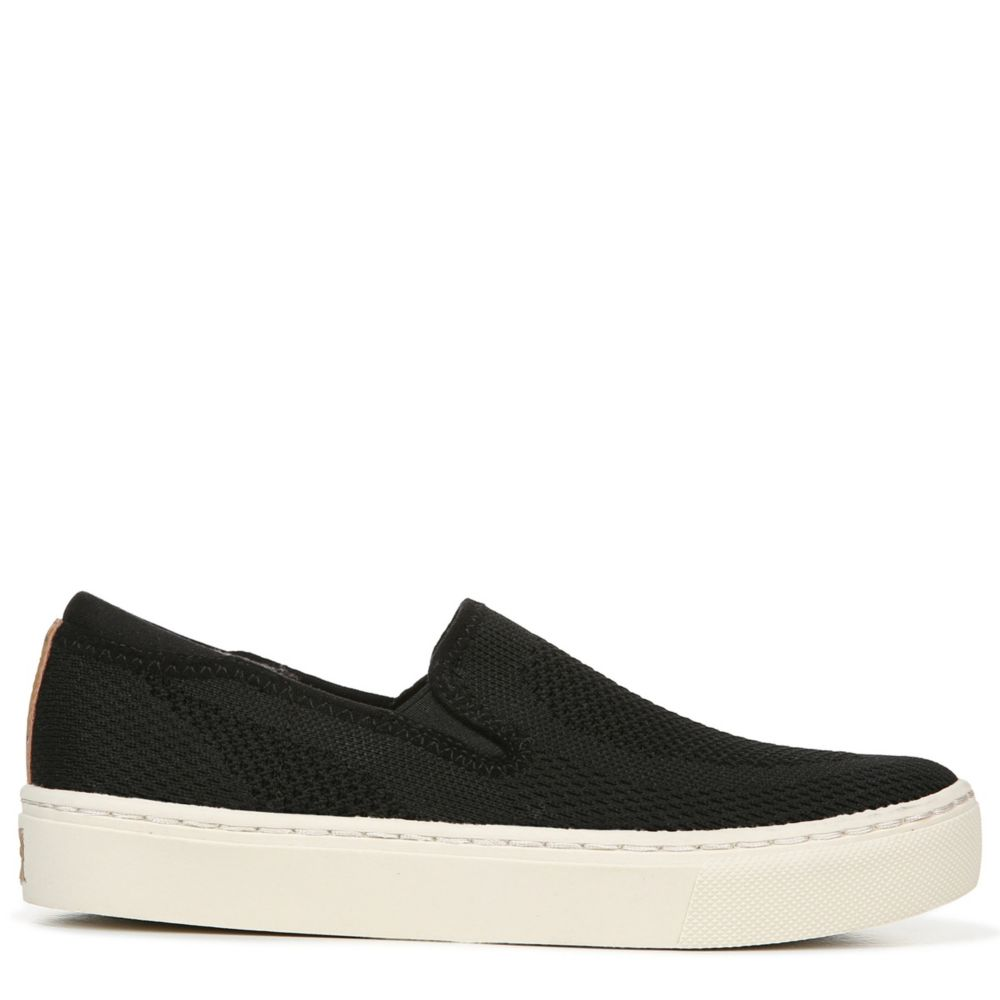 Dr. Scholl's Womens No Chill Knit Slip-On Shoes Sneakers