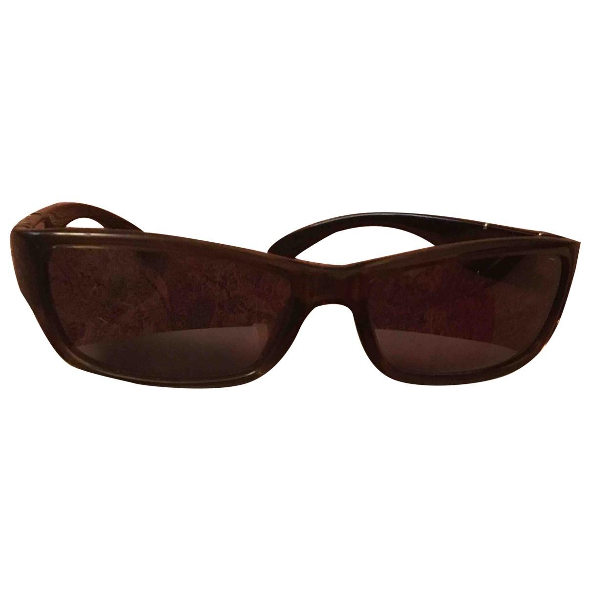 D&g \N Brown Sunglasses for Women \N